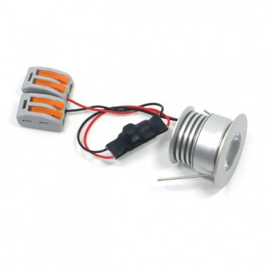 Mini spot LED Encastrable 4W