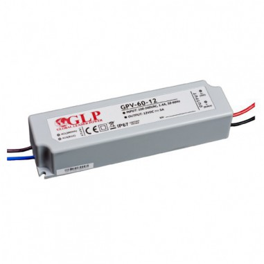 Alimentation LED IP68 60W
