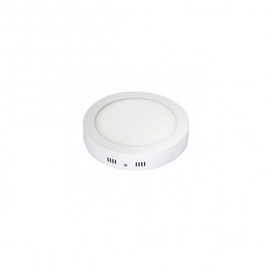 Dalle LED saillie 6W - Rond - 230V